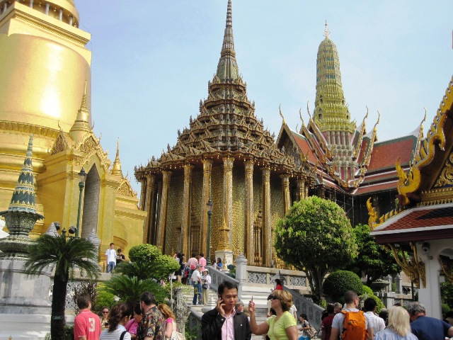 The King and I in Thailand (3/6)